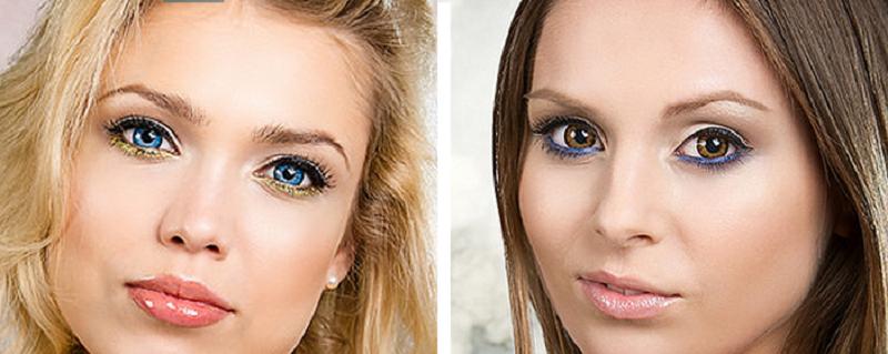 Spalvoti kontaktiniai lęšiai – kokie tiktų Tau?