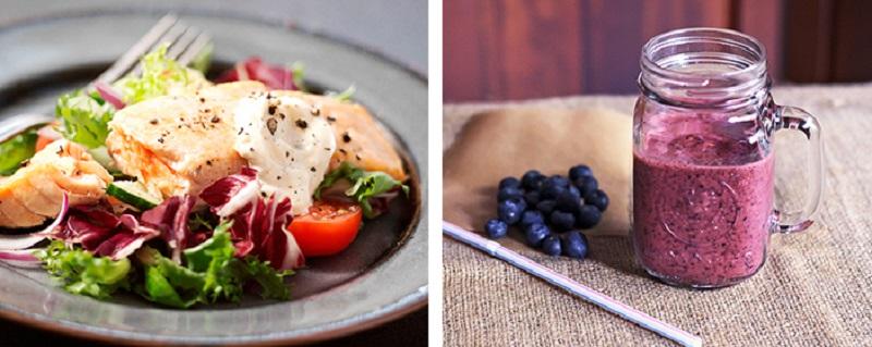 5 maisto produktai akių sveikatai