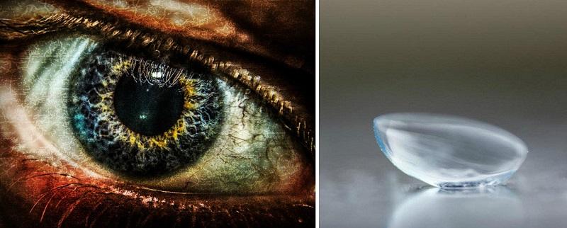 7 kontaktinių lęšių nešiotojų nuodėmės