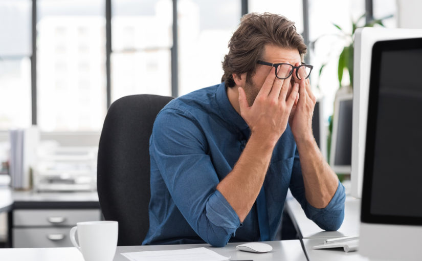 Kompiuterinis regos sutrikimo sindromas – kas tai ir kaip jo išvengti?