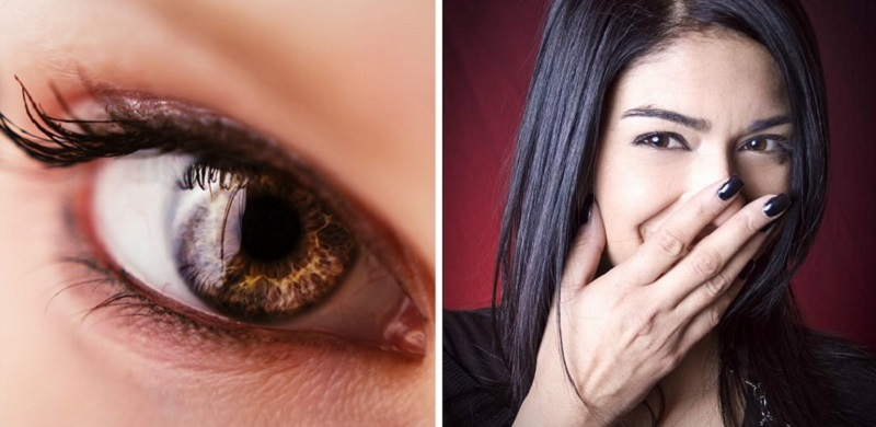 Akių spalva ir asmenybė