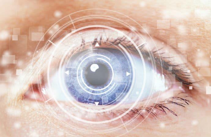 SONY kontaktiniai lęšiai – ateities vizija