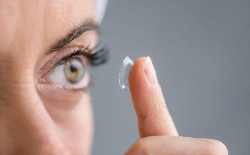 Patarimai, padedantys išvengti kontaktinių lęšių diskomforto